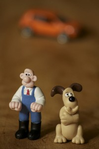 Hillier, Matthew. Wallace and Gromit. Flickr. https://www.flickr.com/photos/46943749@N06/5582688375/